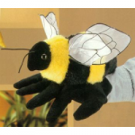 Folkmanis Plush Bumble Bee Puppet