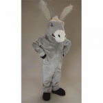 Full Hood Mask Donkey Costume