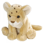 Cute Cuddlekins Stuffed Lion Cub
