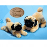 Floppy Stuffed Plush Pugs