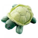 Plush Stuffed Turtle Finger Puppet